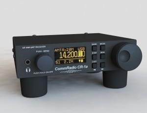 The CommRadio CR-1a