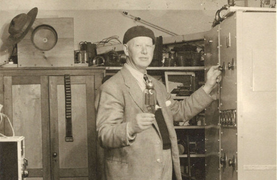 Eugen Gerald Marcuse (1886 - 1961) Source: