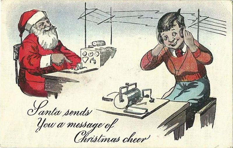 Santa-Christmas-Radio