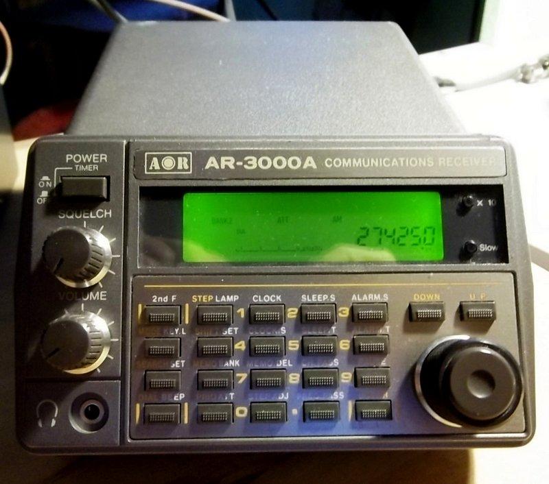 AOR 3000
