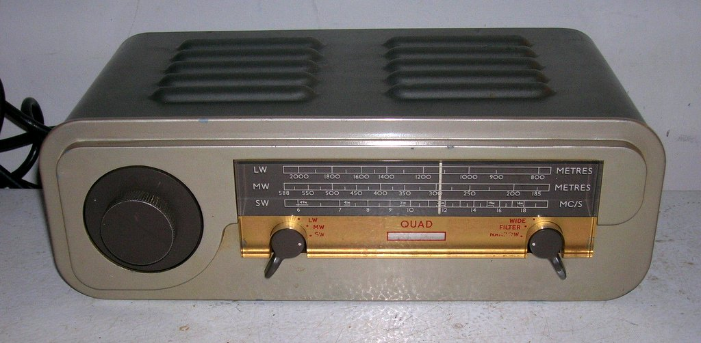 Acoustical Mfg England Shortwave