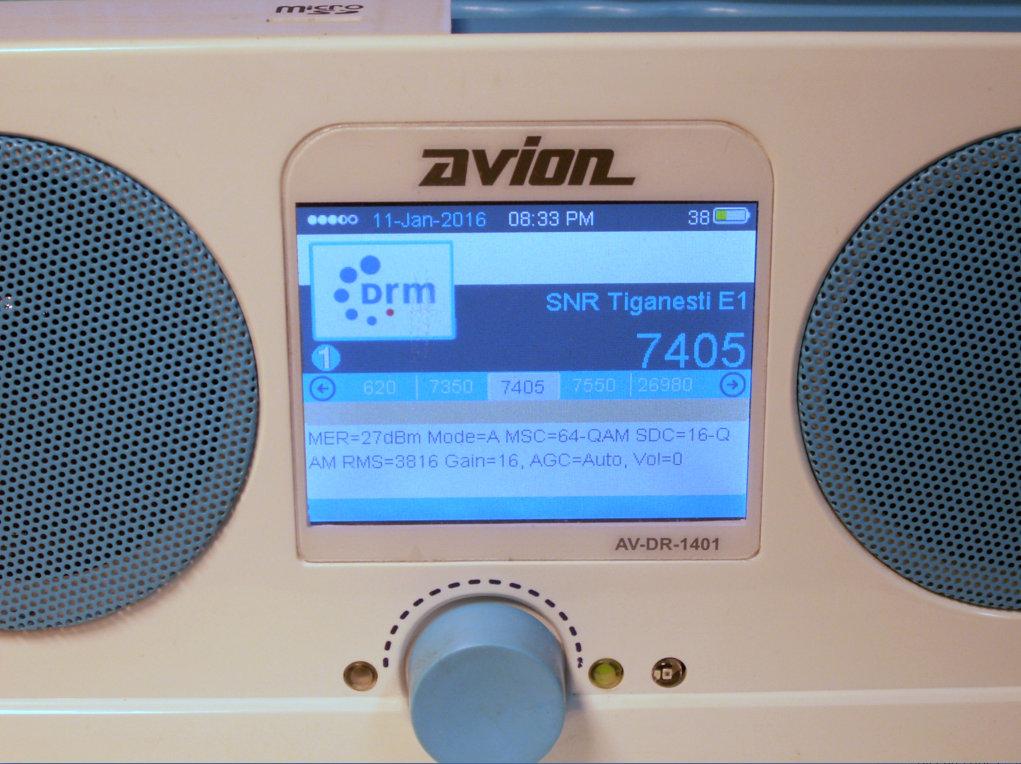 Avion AV-DR-1410 DRM