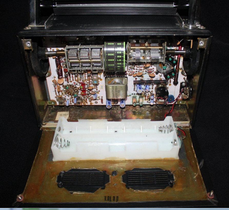 Barlow Wadley XCR-30-Inside