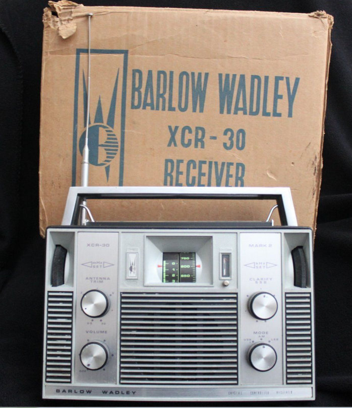Barlow Wadley XCR-30-WithBox