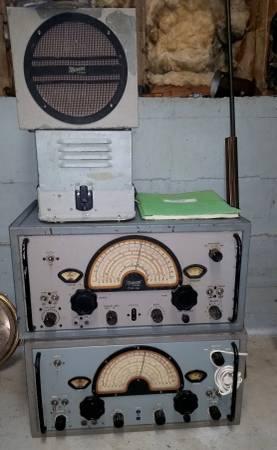 Marconi CSR-5A Receivers