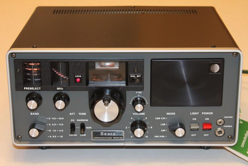 Nice Radio For Living Room