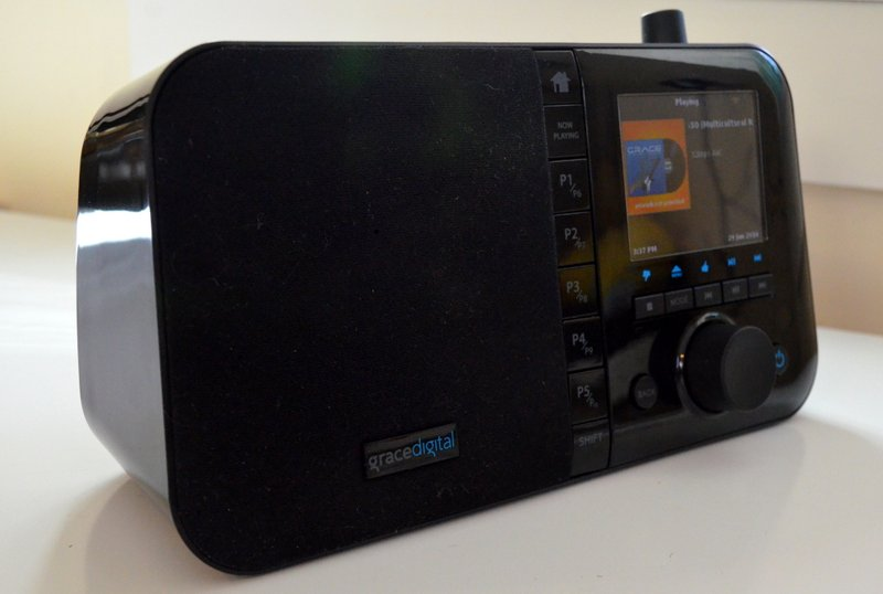The Grace Digital Mondo WiFi radio