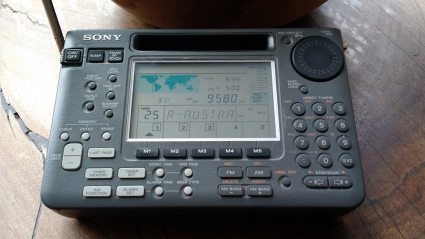 Sony-ICF-SW55-Front