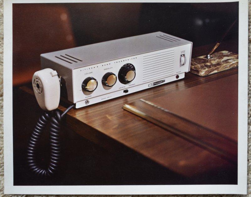 cb talkie walkie