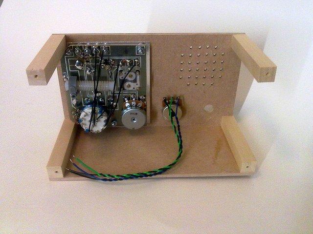 KRC-2 shortwave regenerative receiver kit2