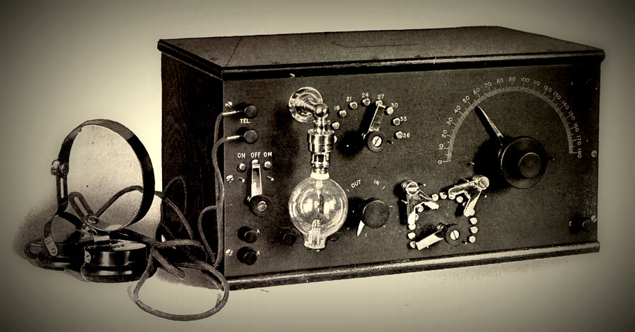 Antique-Radio-Audion