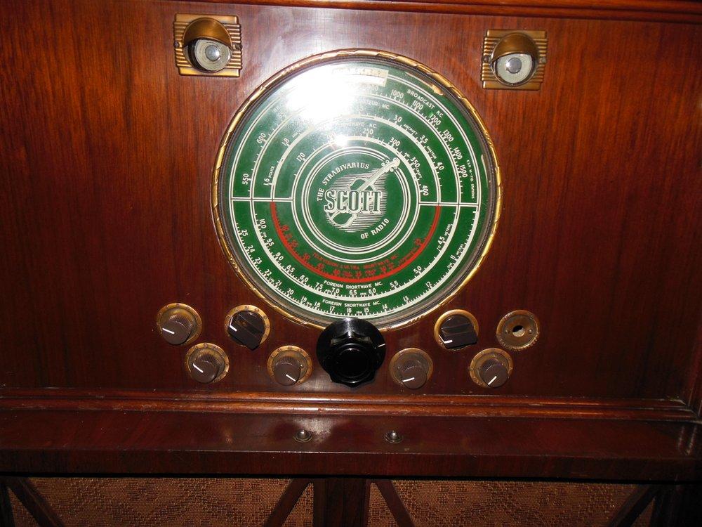 Radio Room Light