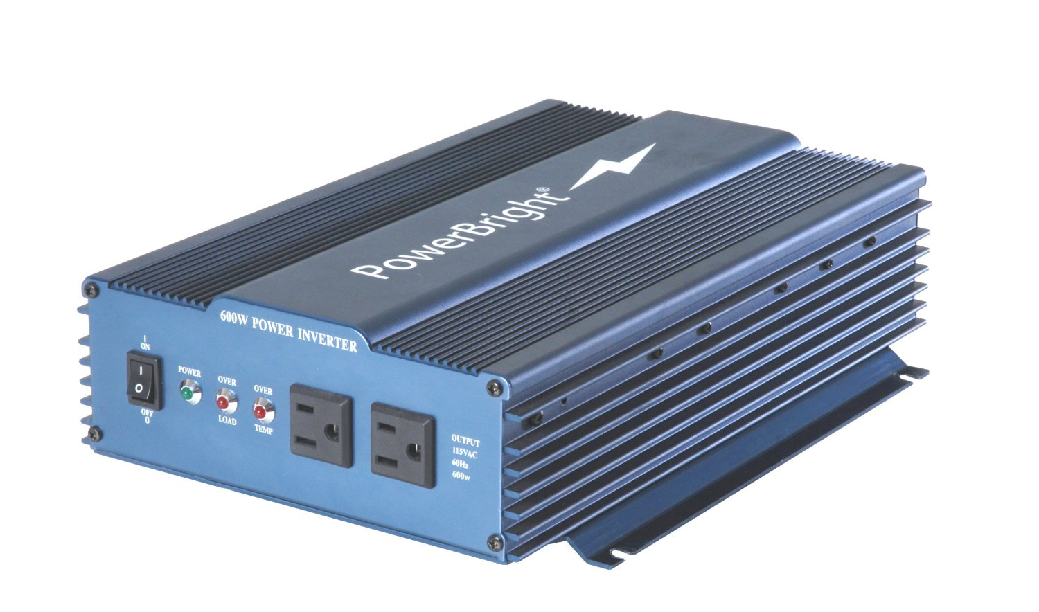 How do you hook up a power inverter