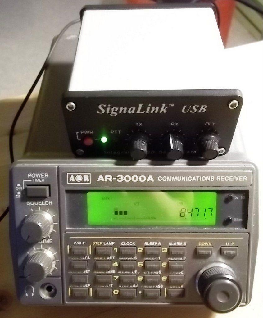 SignaLink-AOR