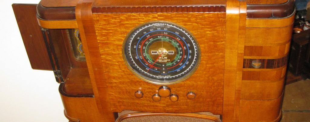WLW Model  Super-Power Radio Receiver-2