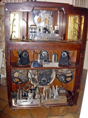 WLW Model Super-Power Radio Receiver-4
