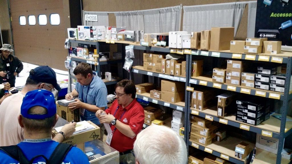 Hamvention-Inside-Exhibits - 20