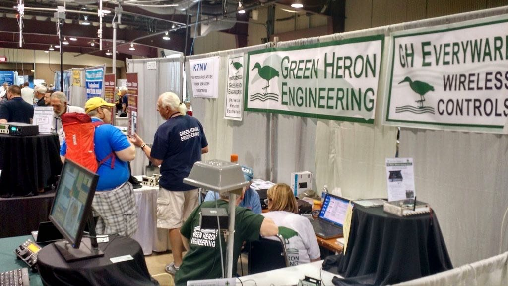 Hamvention-Inside-Exhibits - 27