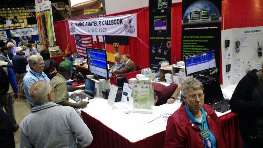 Hamvention-Inside-Exhibits - 61
