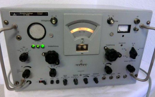 Siemens-Receiver
