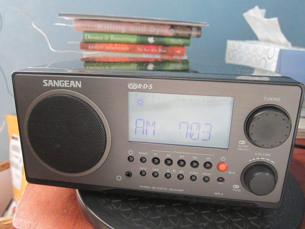 Sangean-WR2