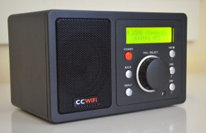 The CC WiFi uses the popular Reciva aggregator.