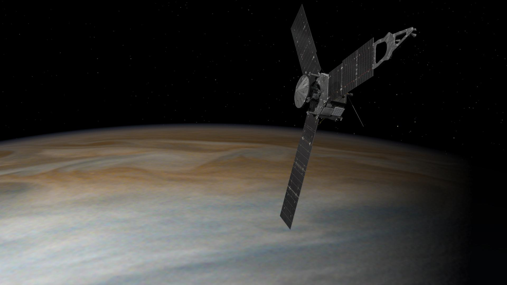NASA's Juno Spacecraft Approaches Jupiter | The SWLing Post