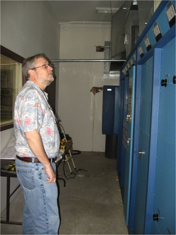 "Figure 8. Bob K5IQ dreams of calling ""CQ DX!"" on a 50Kw rig and a 14db antenna"