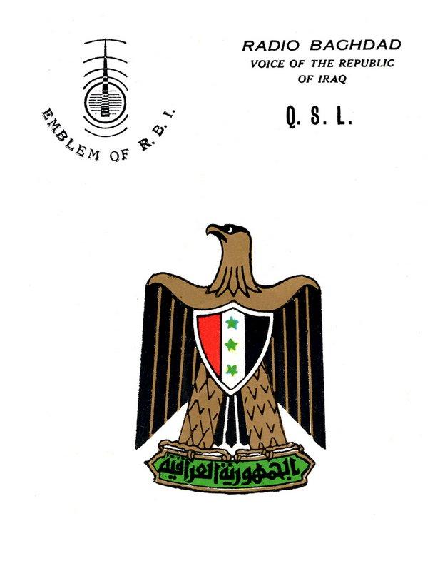 radio baghdad qsl