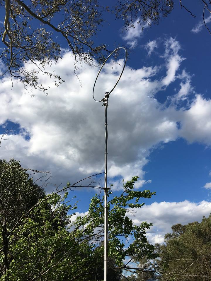 Mark's Wellbrook antenna