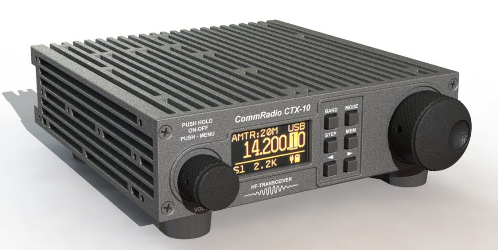 The CommRadio CTX-10