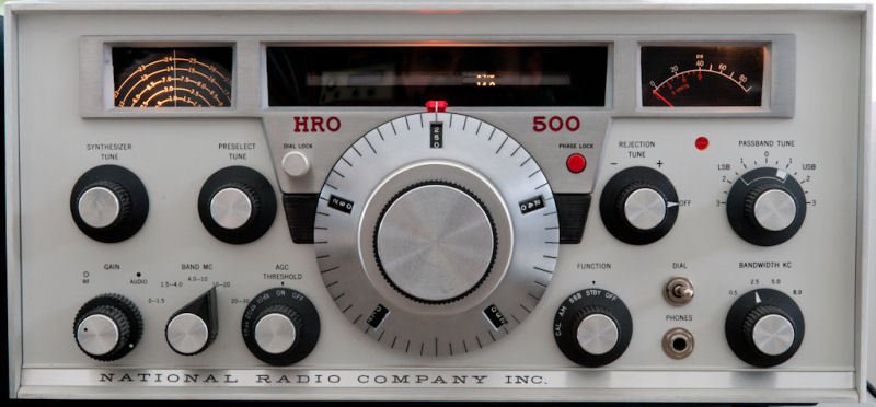 national-hro-500-receiver