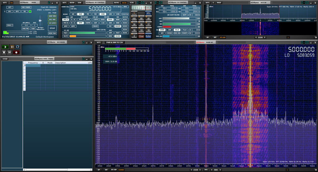 SDRplay RSP1A review - powerful wideband full featured 14 bit SDR