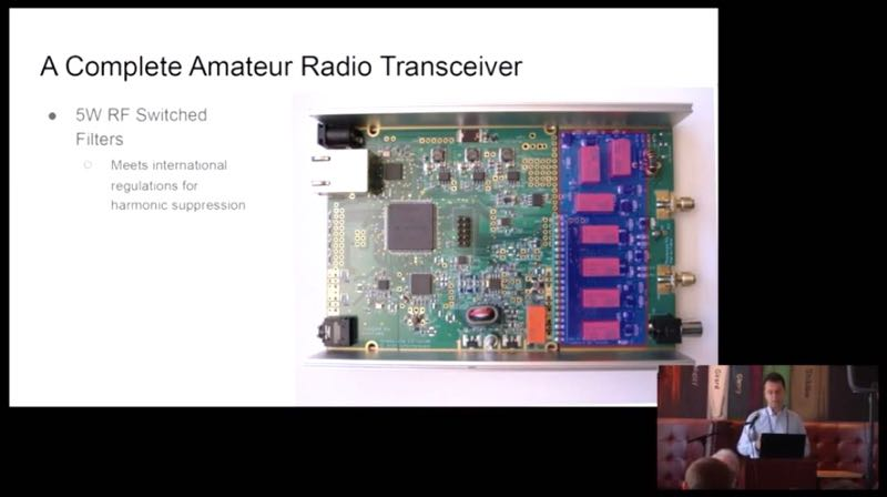 The Hermes-Lite SDR: an open source QRP transceiver based on