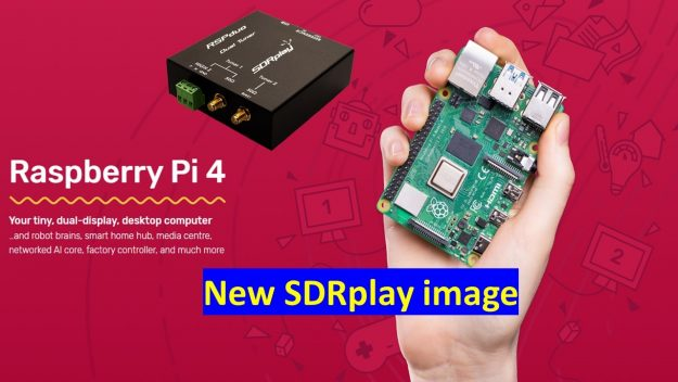 New SDRply Raspberry Pi image supports the RSPdx and RDPduo