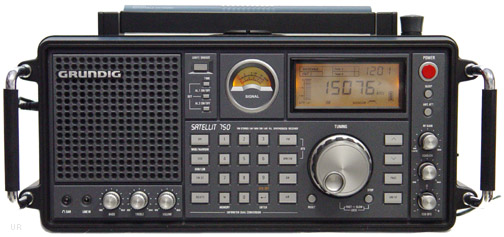 Grundig Satellit 750 Shortwave Radio Index