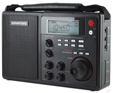 The grundig s450dlx shortave radio