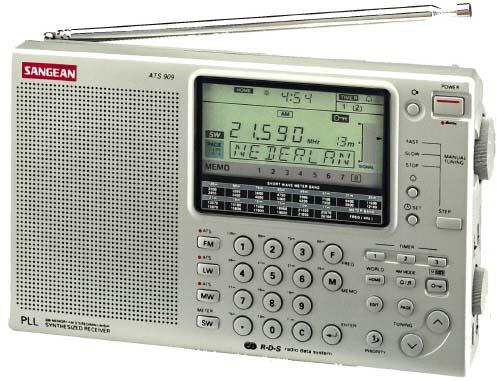 Sangean Ats 909 Or Radioshack Dx 398 Shortwave Radio Index