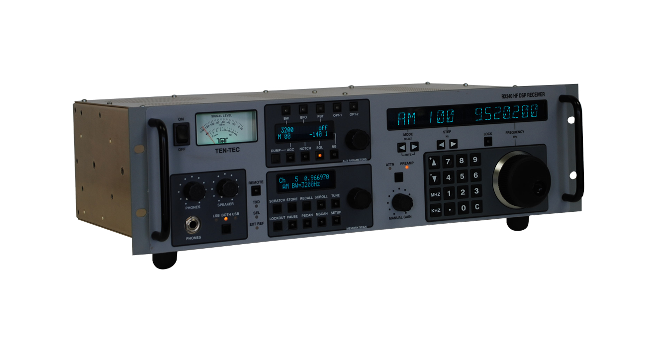Build A Digital Frequency Readout For Old Radios