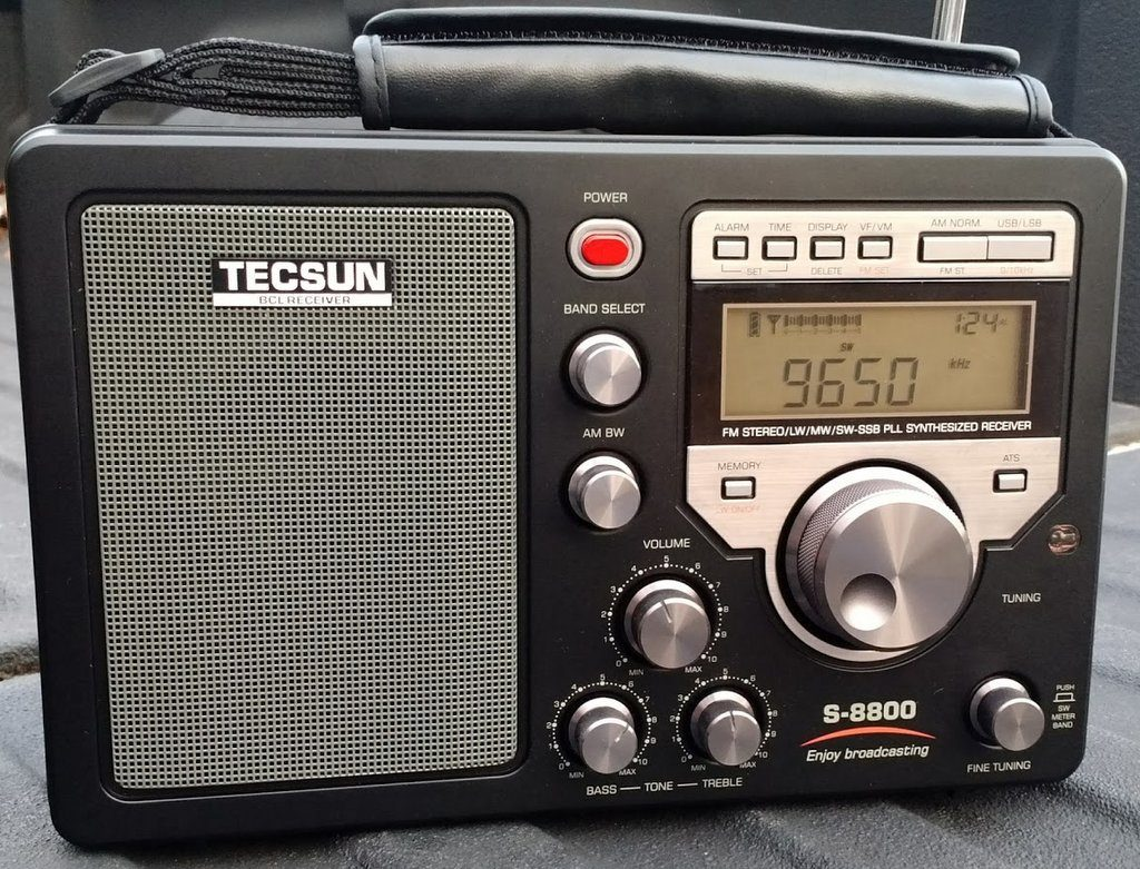Tecsun | Shortwave Radio Index